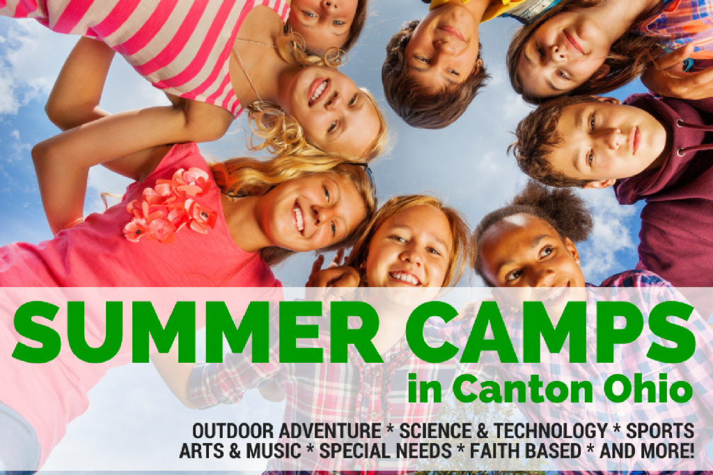 2017 Summer Camps in Canton Ohio
