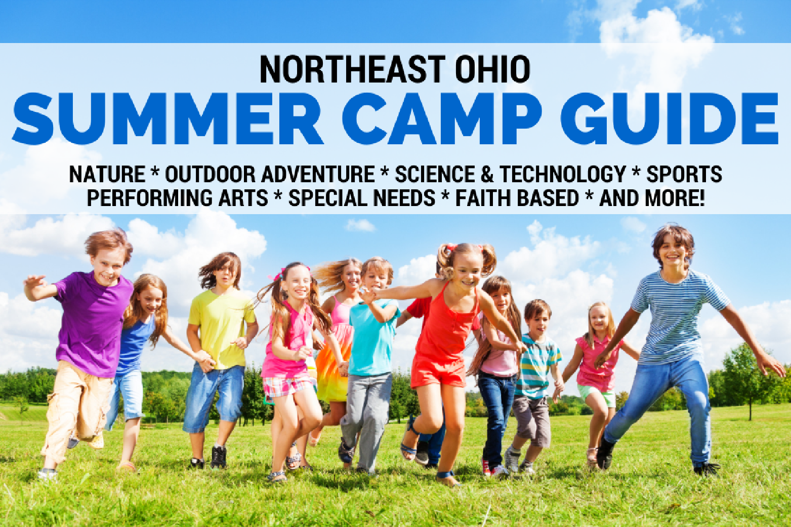 2017 Northeast Ohio Summer Camp Guide
