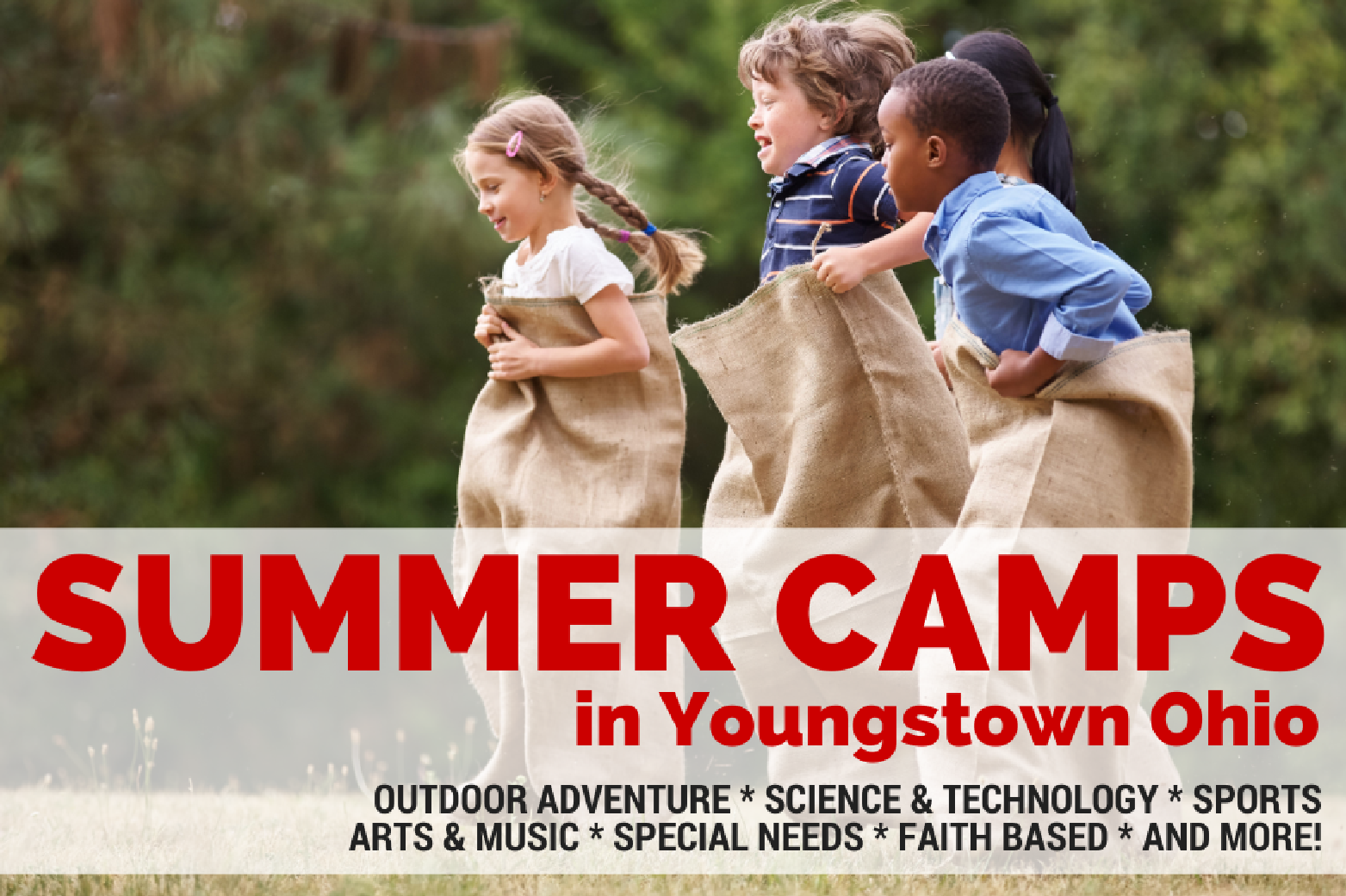 Summer Camps in Youngstown Ohio