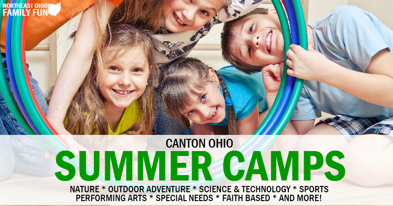 Summer Camps in Canton Ohio
