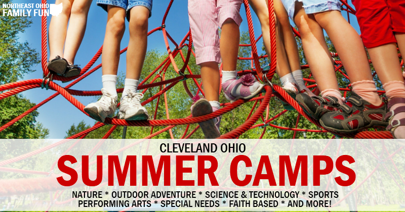 2019 Summer Camp Cleveland Ohio - Outdoor, Sports, Tech