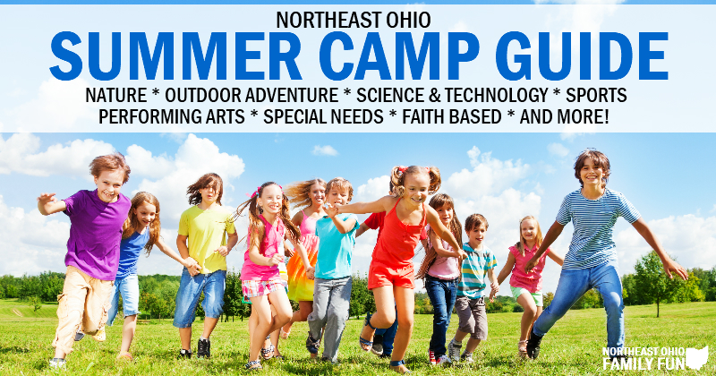 2018 Northeast Ohio Summer Camp Guide