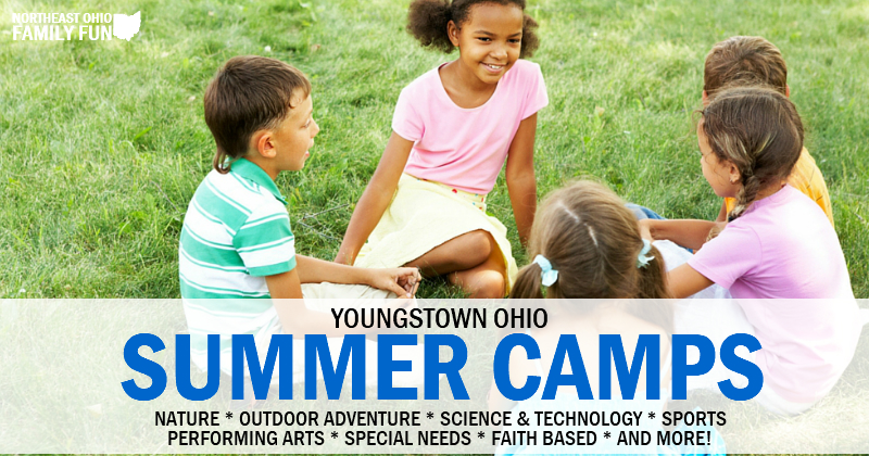 2018 Summer Camps in Youngstown Ohio