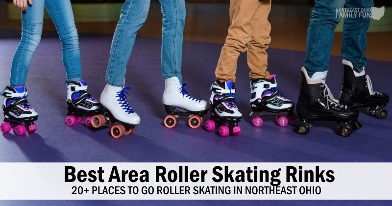 Roller Skating in Northeast Ohio: 20+ Rinks Families will Love