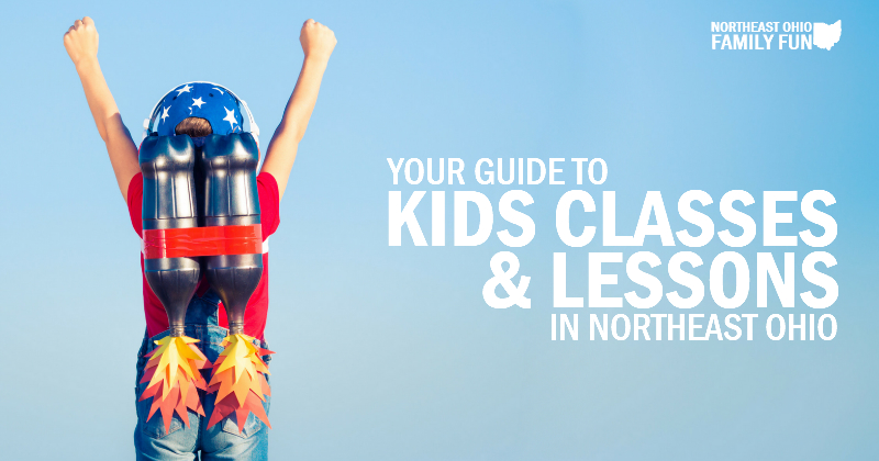 Classes for Kids in Northeast Ohio