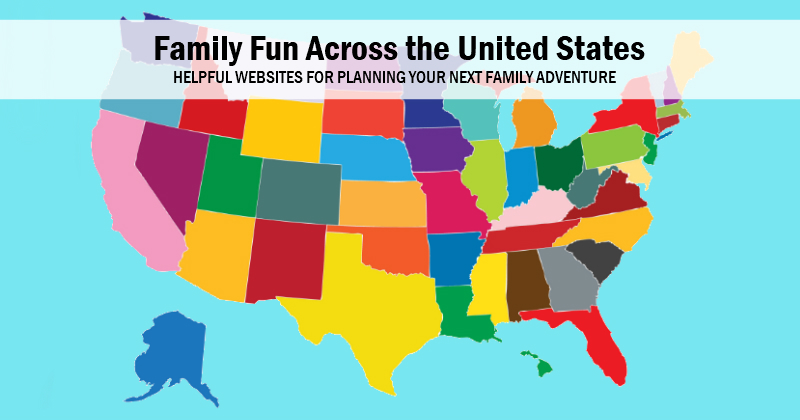 Family Fun Across the United States