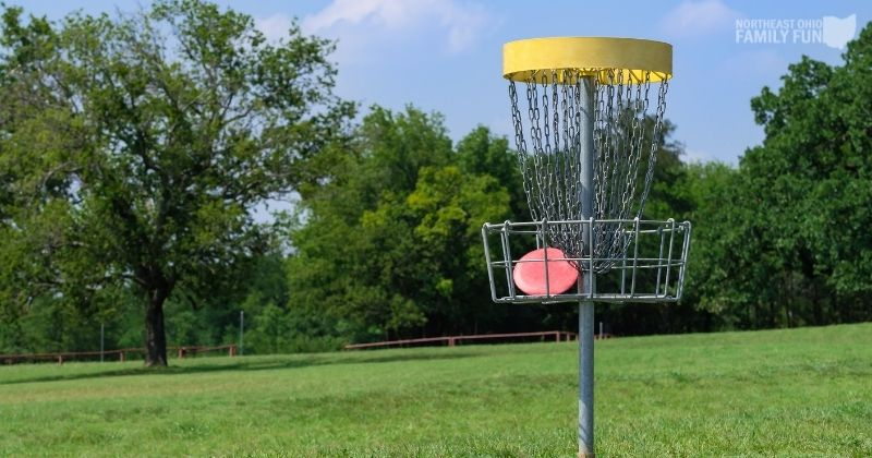 Top Frisbee Golf Courses in Northeast Ohio + Tips for a Fun Experience