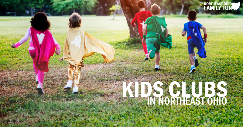 Kids Clubs in Northeast Ohio