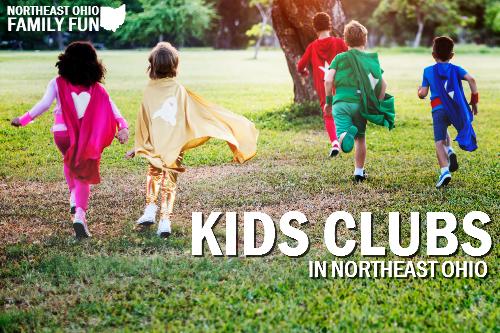 Kids Clubs in Northeast Ohio