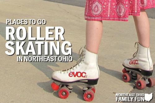 Roller Skating In Northeast Ohio