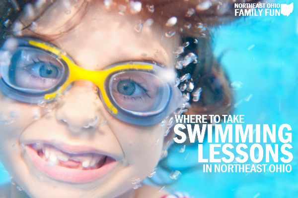 Where to take Swimming Lessons in Northeast Ohio