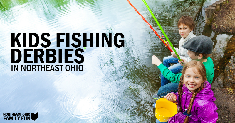 100 things to do in northeast ohio this spring for Fishing charters cleveland ohio