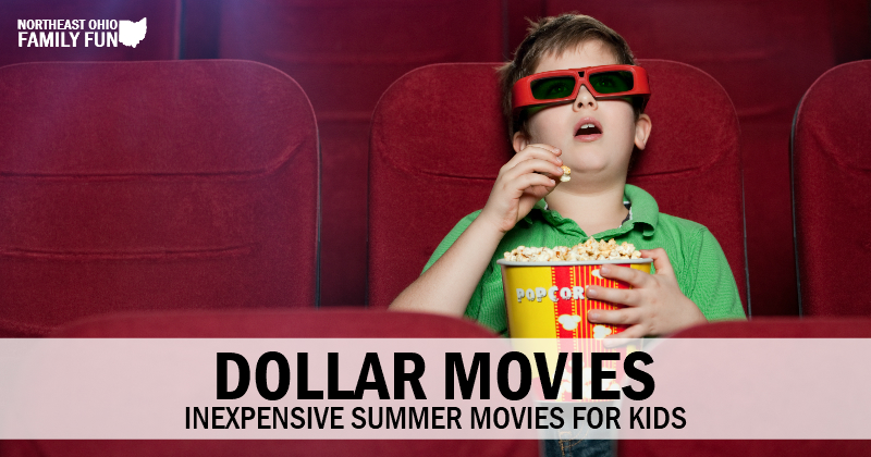Dollar Movies This Summer – Find Kid Friendly Movies Near You
