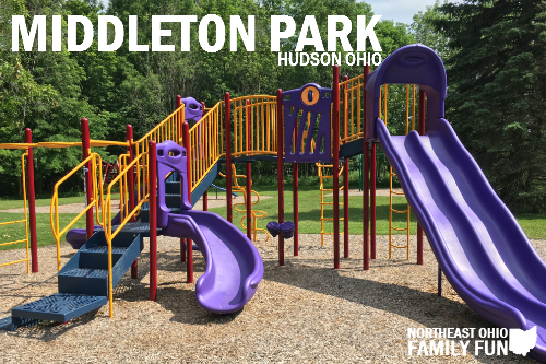 Middleton Park Playground Hudson Ohio