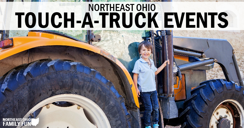 Northeast Ohio Touch-a-Truck Events