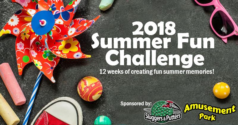 Summer Fun Challenge 2018 #NEOhioFamilyFun