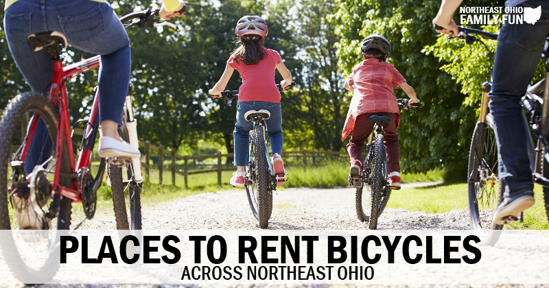 Bike Rentals Northeast Ohio