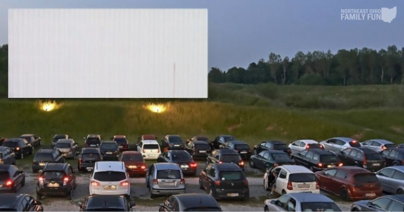 Drive in Movie Theaters in Ohio