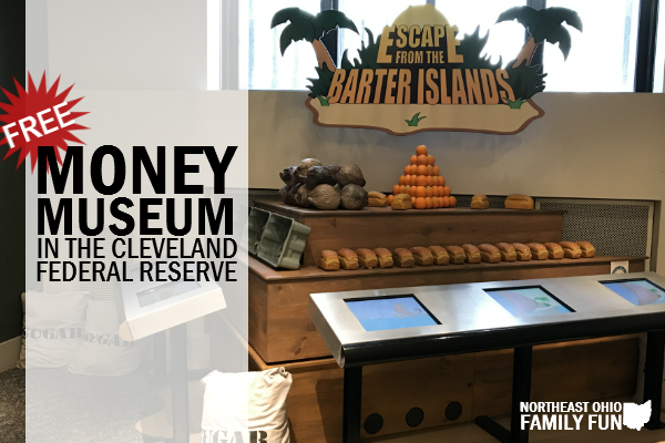 FREE Money Museum in Cleveland