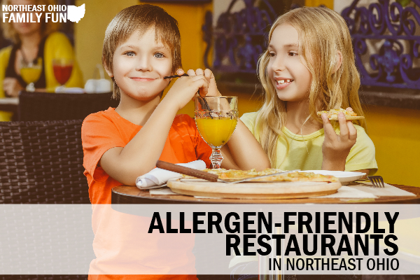 Allergen-Friendly Restaurants in Northeast Ohio