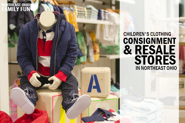 Children's Consignment & Resale Shops of Northeast Ohio