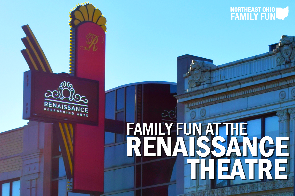 Family Fun at the Renaissance Theatre