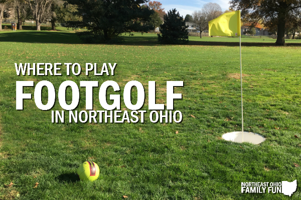 Foot Golf in Northeast Ohio – Fun Mix of Soccer and Golf!