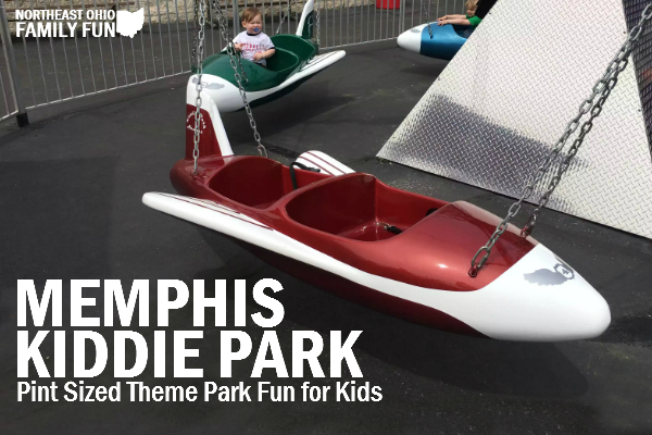 A Pint Sized Theme Park at Memphis Kiddie Park