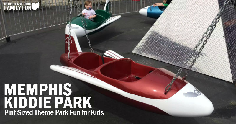 Family Fun at Memphis Kiddie Park – a Pint-Sized Theme Park for Kids