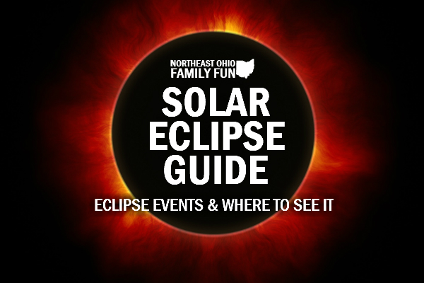 Northeast Ohio Solar Eclipse Guide