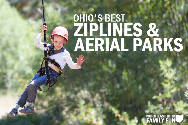 Ohio's Ziplines and Aerial Parks