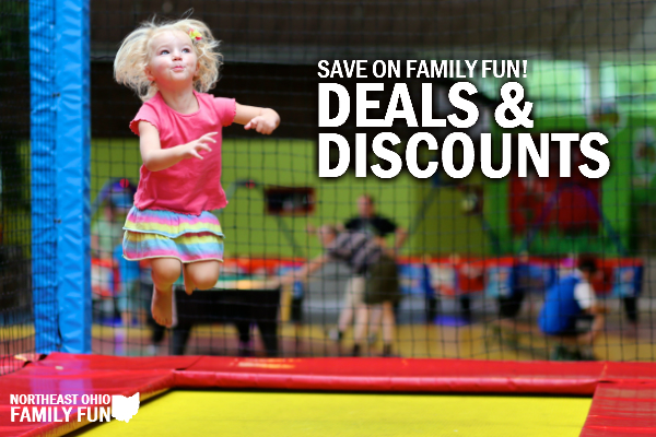 Save on Family Fun in Northeast Ohio