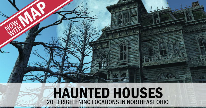 Top Haunted Houses in Northeast Ohio – 20+ Frightening Locations