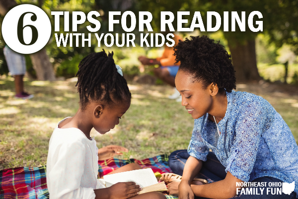 6 Tips for Reading with Your Children