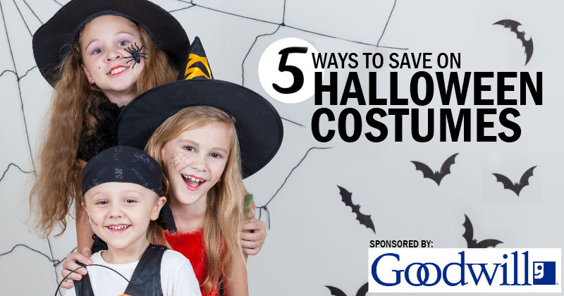 Tips for Saving Money on Halloween Costumes