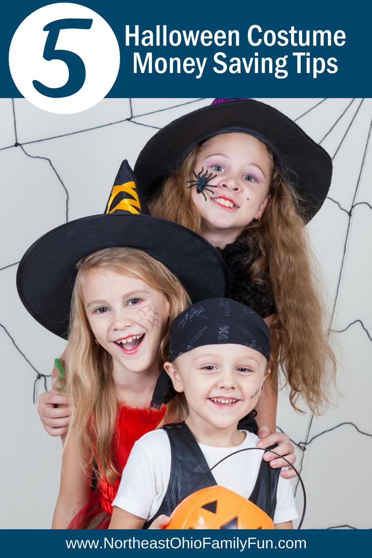Ways to Save Money on Halloween Costumes