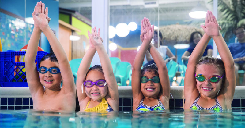 5 Reasons to Stay in the Pool after the Kids go Back to School
