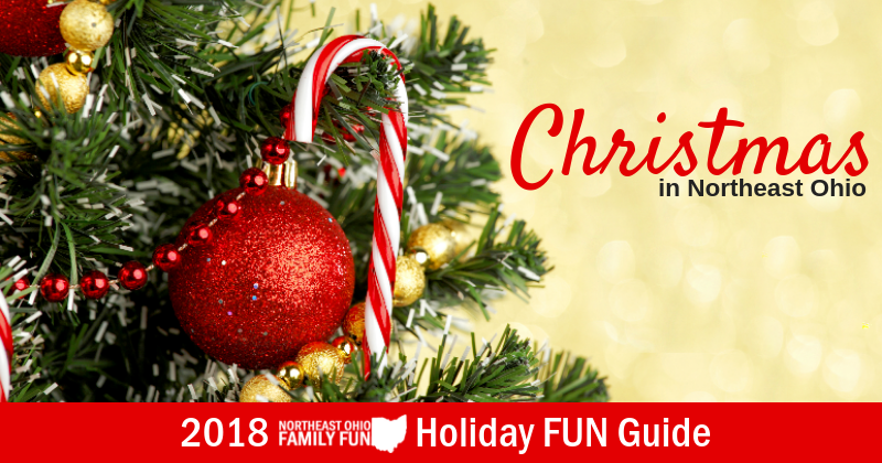 5cbbc1847 Ultimate Holiday Guide  2018  - Best Christmas Events in Northeast Ohio