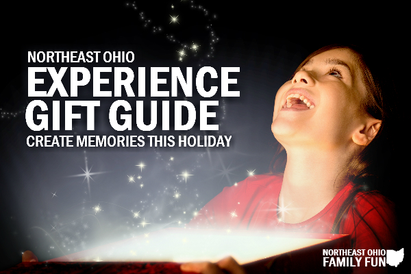Give Experiences this Holiday Season