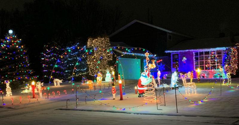 Horrocks Holiday Display 2018