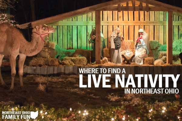 Where to Find a Live Nativity Across Northeast Ohio