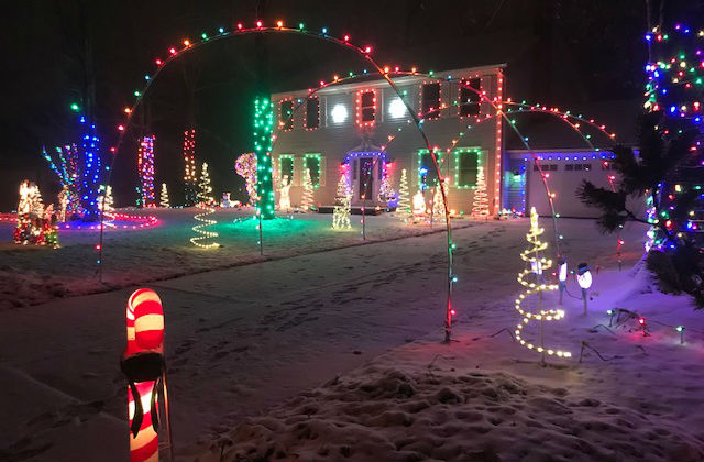 Best local Christmas Light Displays