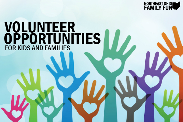 Places to Volunteer as a Family