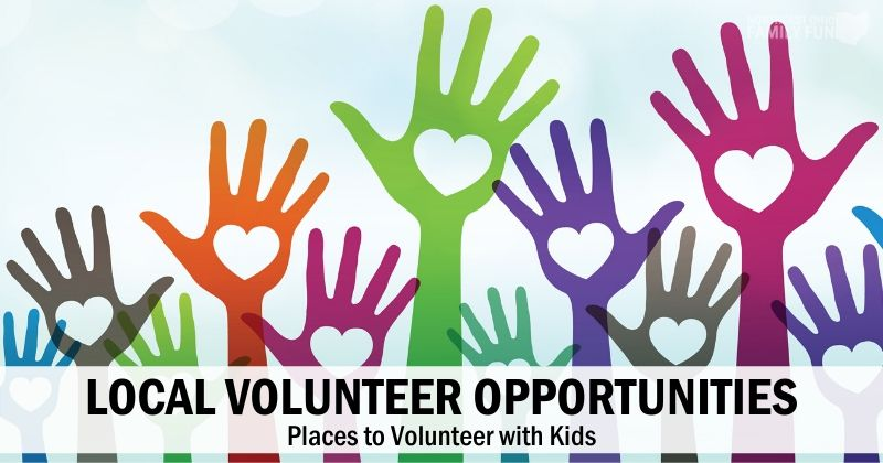 Places to Volunteer with Kids Northeast Ohio