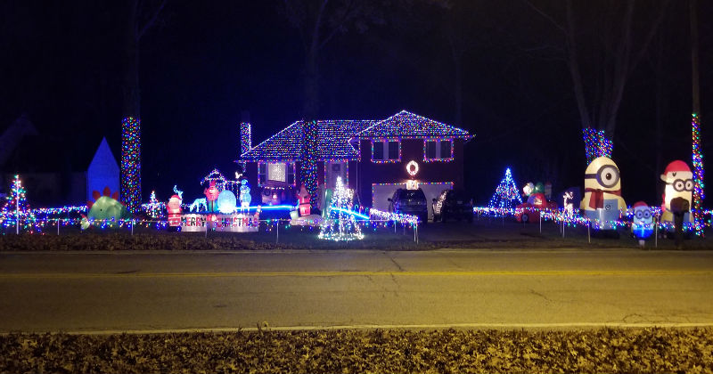 Free Christmas Lights.Best Local Christmas Light Displays You Must See This Year