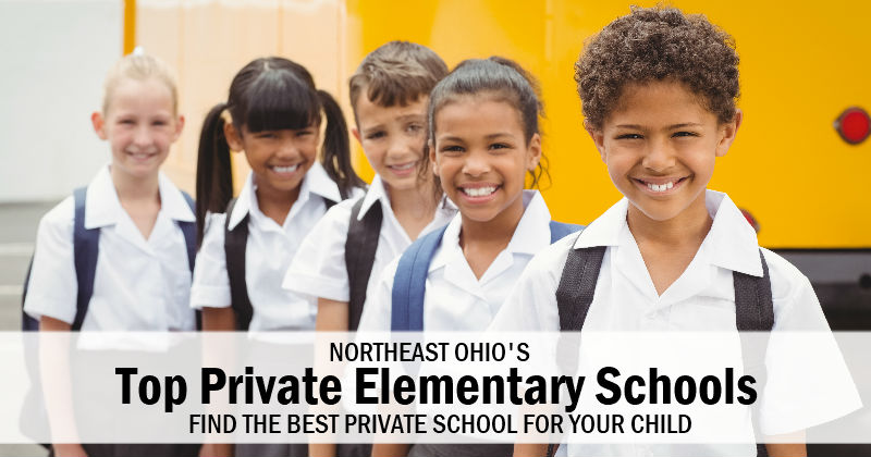 Best Private Elementary Schools in Northeast Ohio – with Interactive Map!