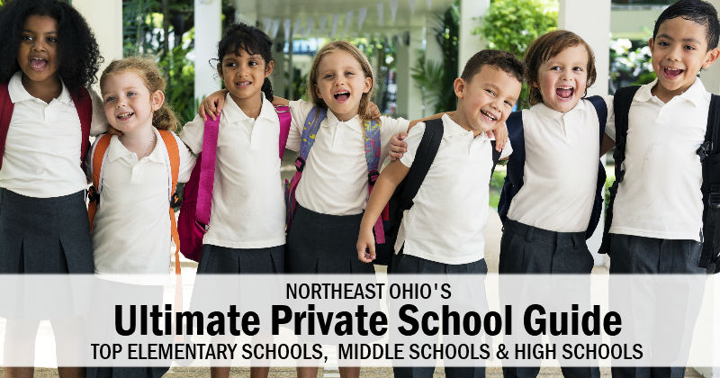 Northeast Ohio's Ultimate Private School Guide – with Interactive Map