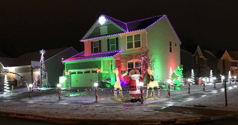 Grinch Christmas Lights.Best Local Christmas Light Displays You Must See This Year