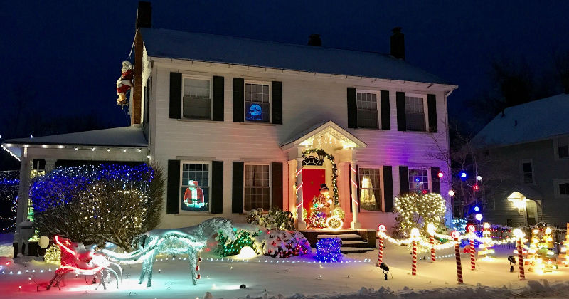 Best Christmas Lights In Northeast Ohio 2020 You Must See This Year