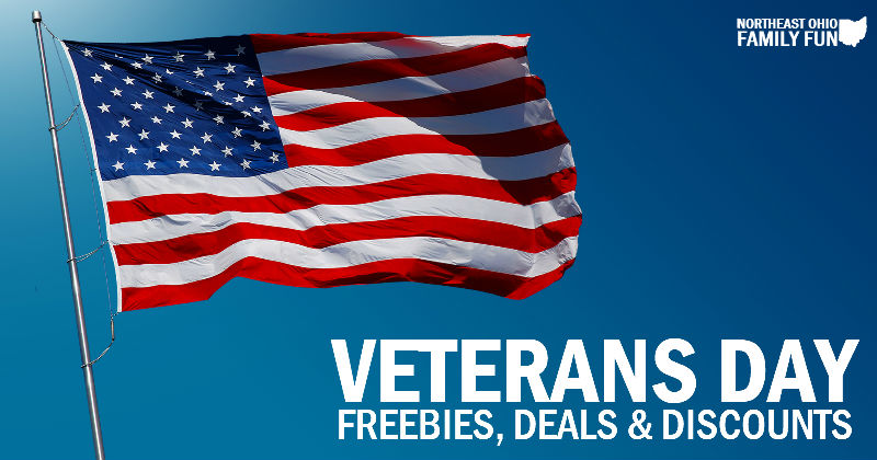 Veterans Day Deals and Discounts